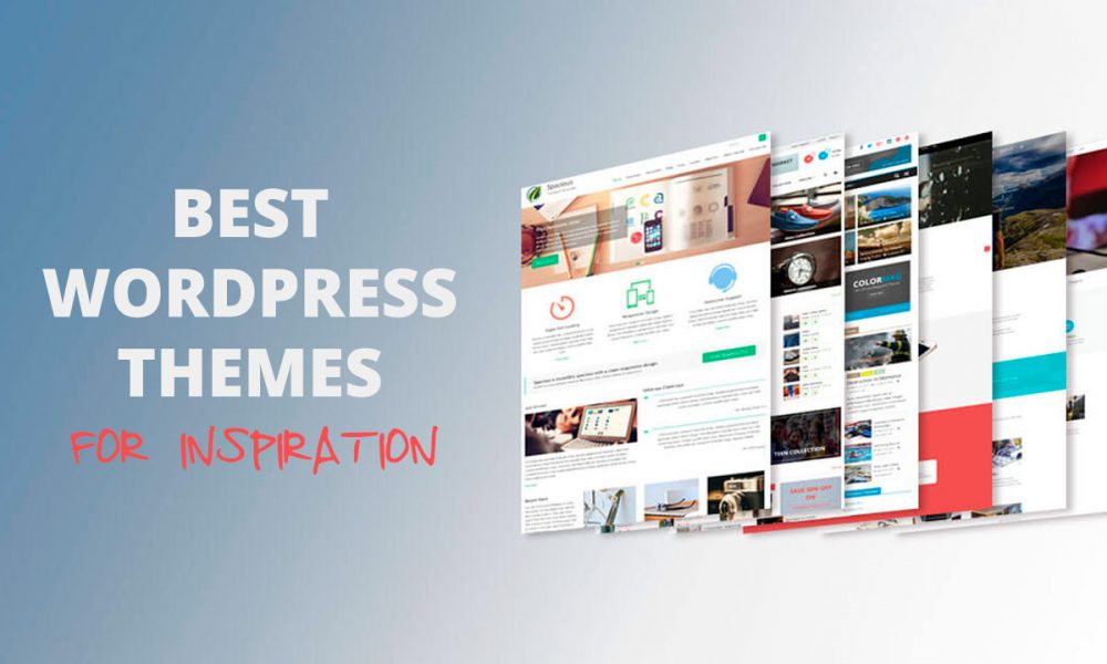 Best Wordpress Themes Banner